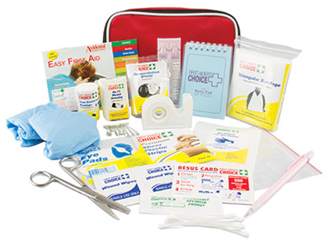 Car & Travel First Aid Kit - Vehicle Safe