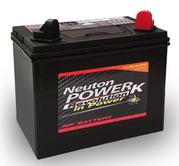 Battery - Lawn Mower 12v 270CCA - Vehicle Safe