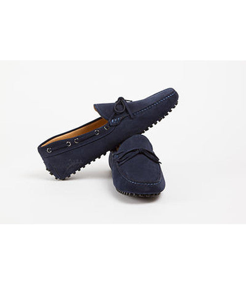 Bachelor Shoes Blue Loafer