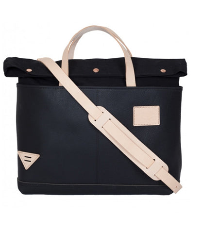 Atelier de l'Armee Worker Briefcase Black