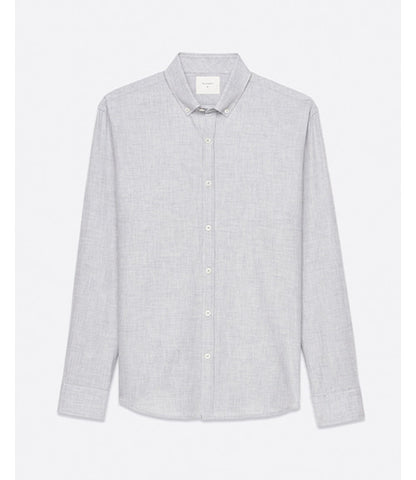 Billy Reid Murphy Shirt Lt. Grey
