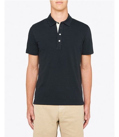 Billy Reid Midnight Smith Polo