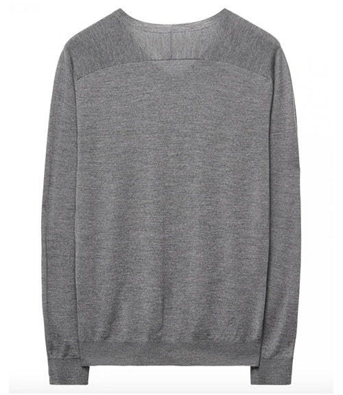 GANT Merino Sweater Grey