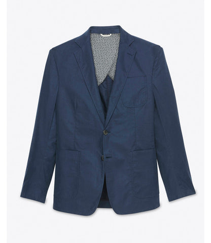 Billy Reid Rustin Jacket Navy