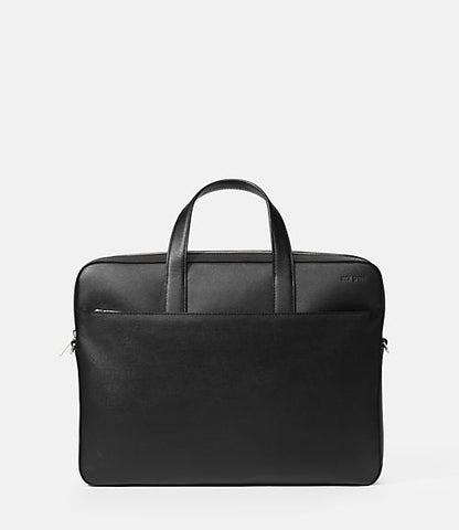 Jack Spade Barrow Leather Slim Brief