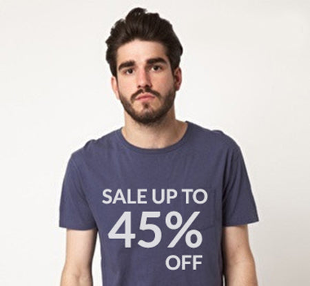 Up to 45% off