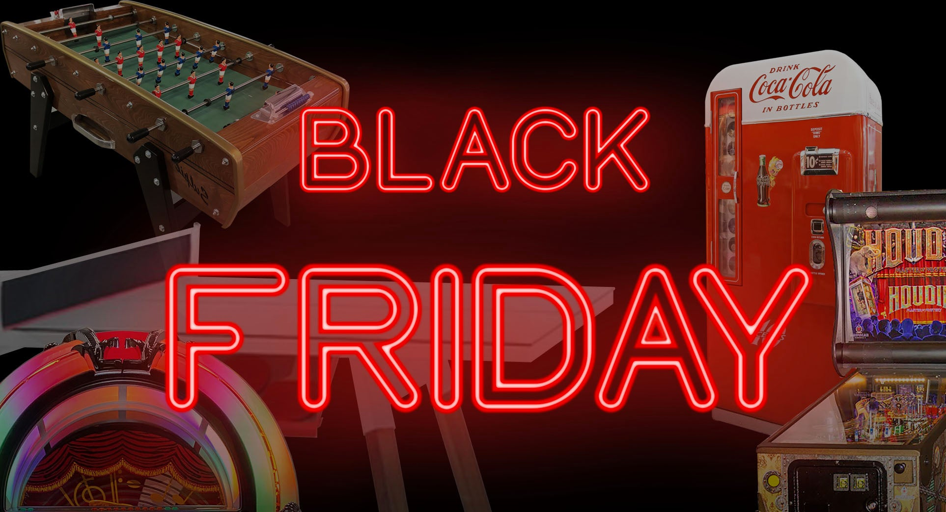 Don't miss out on these amazing Black Friday deals!