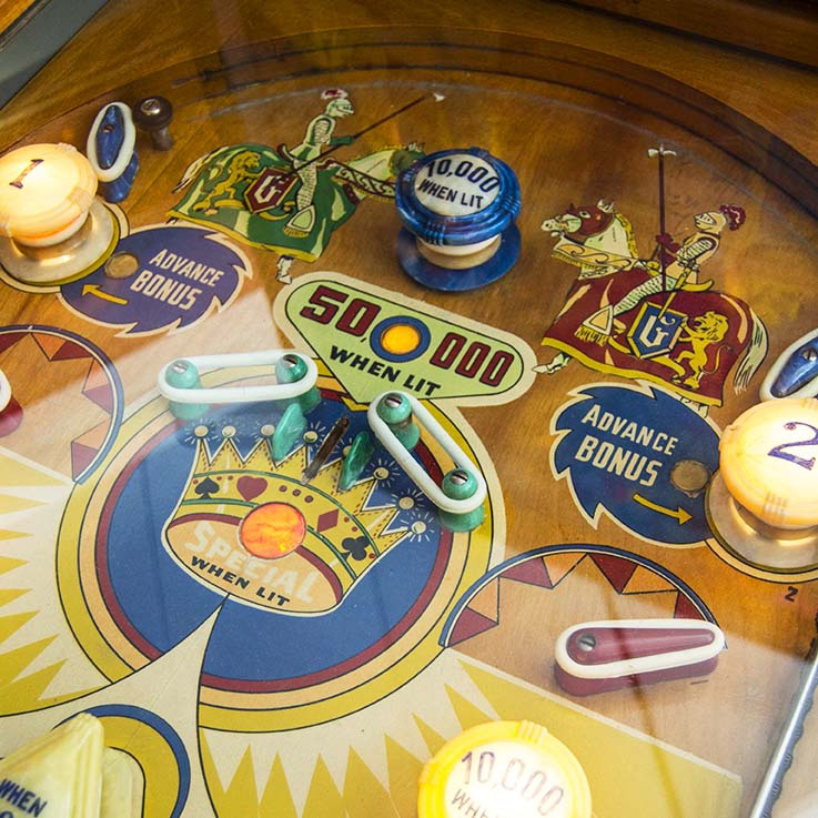 A complete history of pinball; from the first machine to now!