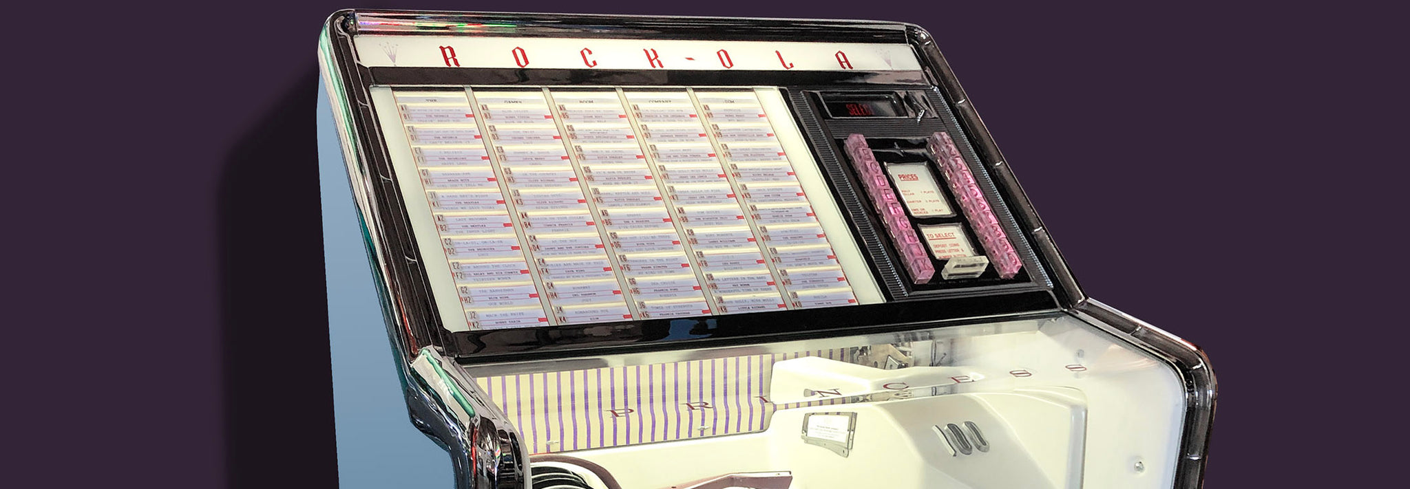 3 great reasons to buy a vintage jukebox