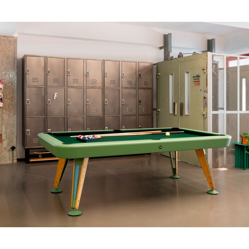 The key differences between English and American pool tables