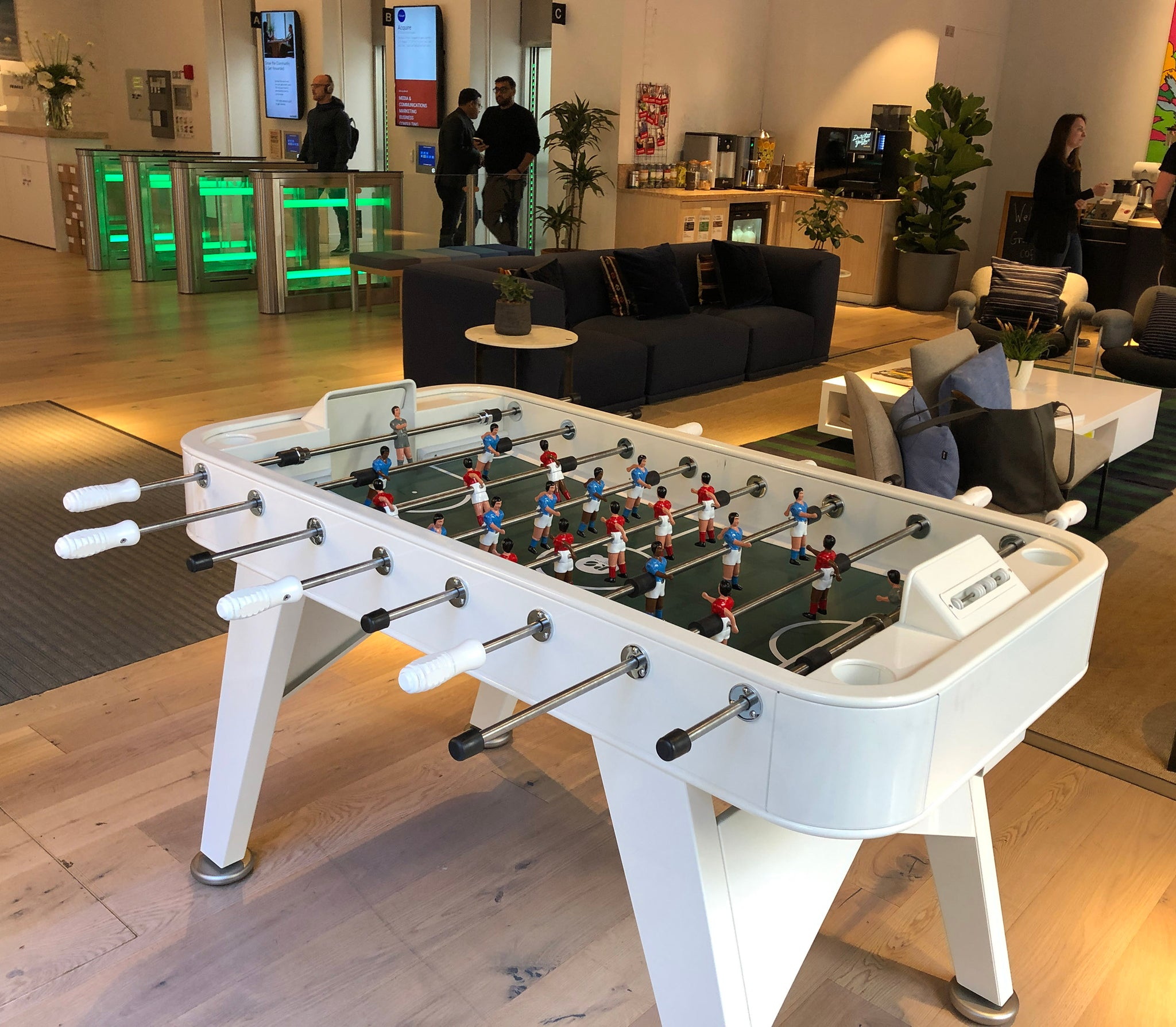 4 top reasons why foosball is one of the most underrated games