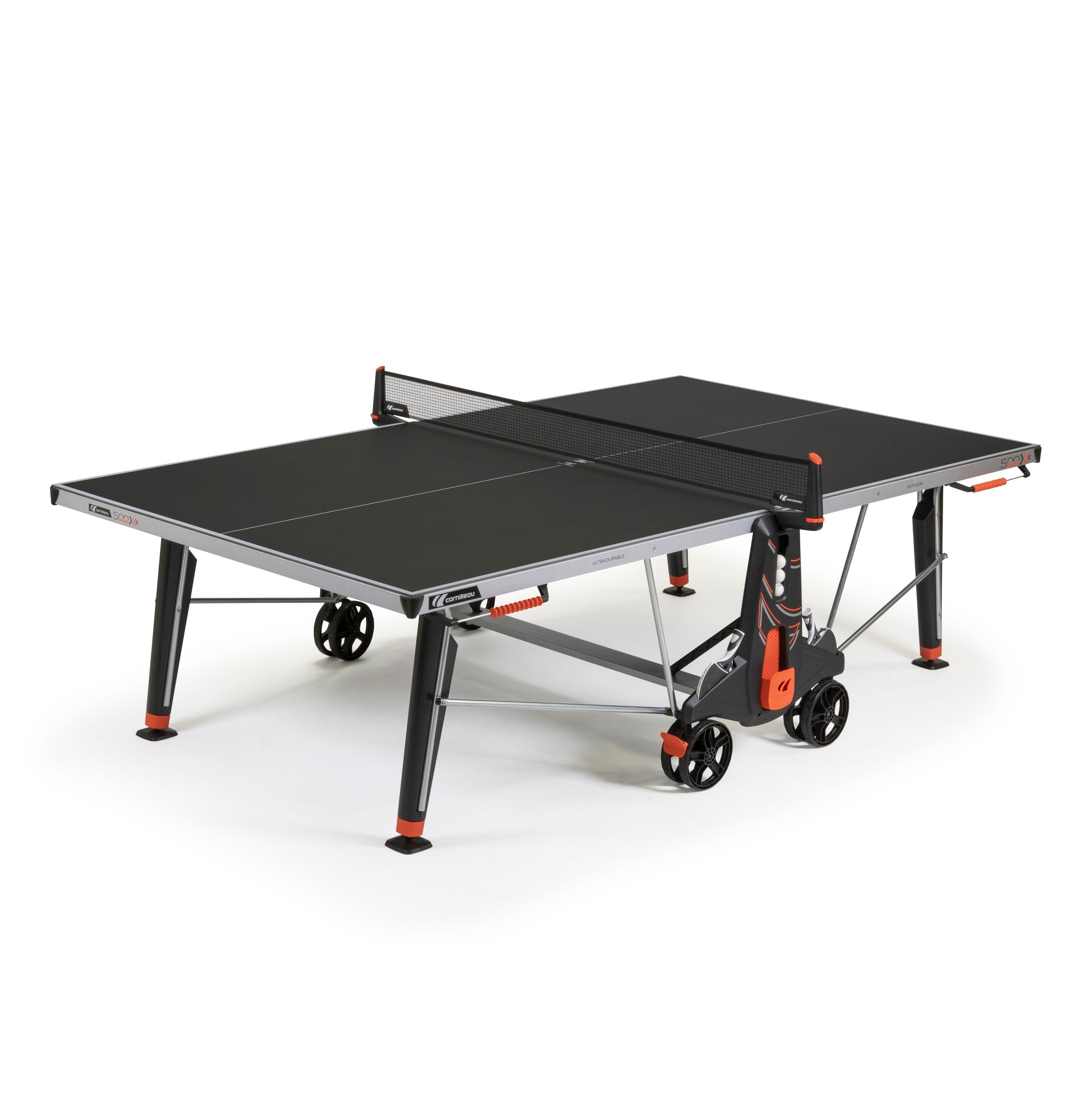 Cornilleau Sport 500X Outdoor Rollaway Table Tennis