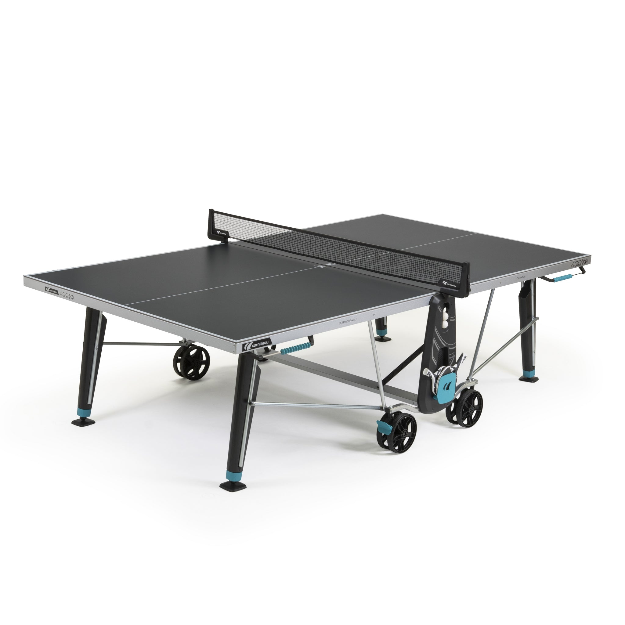 Cornilleau Sport 400X Outdoor Rollaway Table Tennis