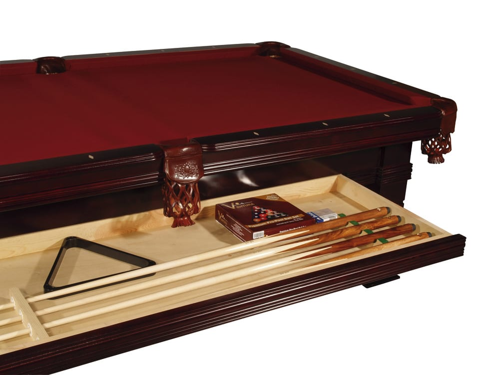 Buffalo Riva American Pool Table 8ft