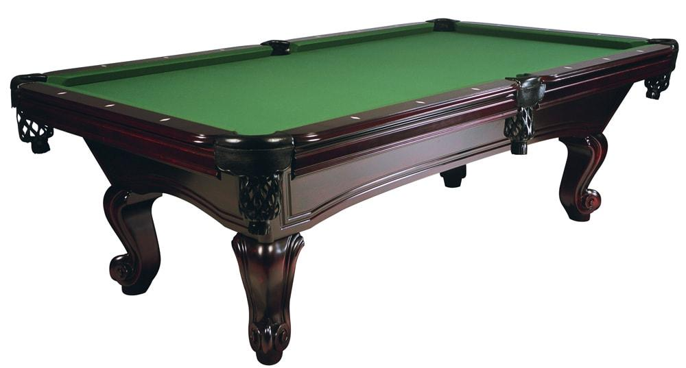 Sam Leisure Buffalo Napoleon American Pool Table 8ft