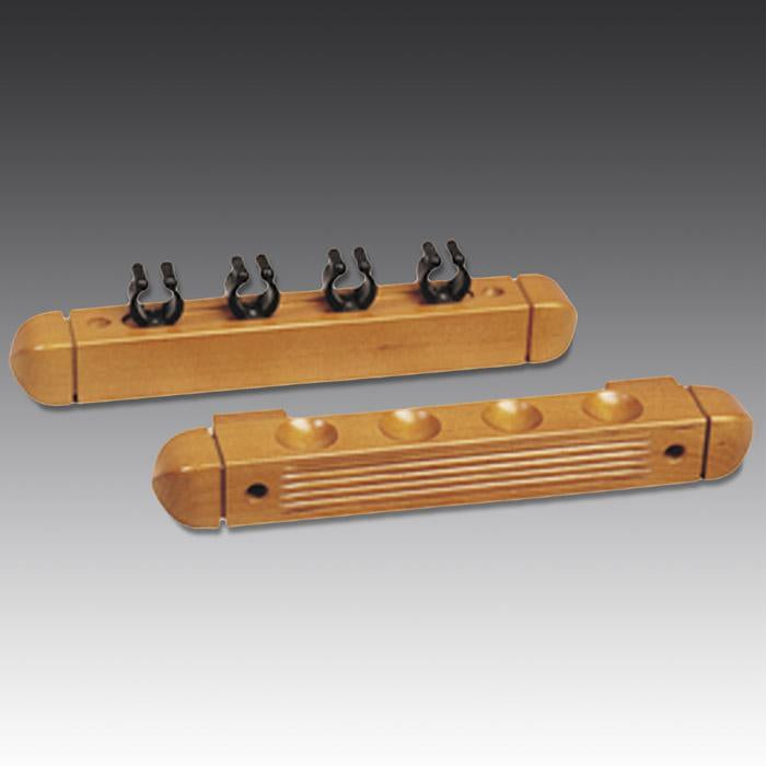 Two-piece Cue Racks in Maple