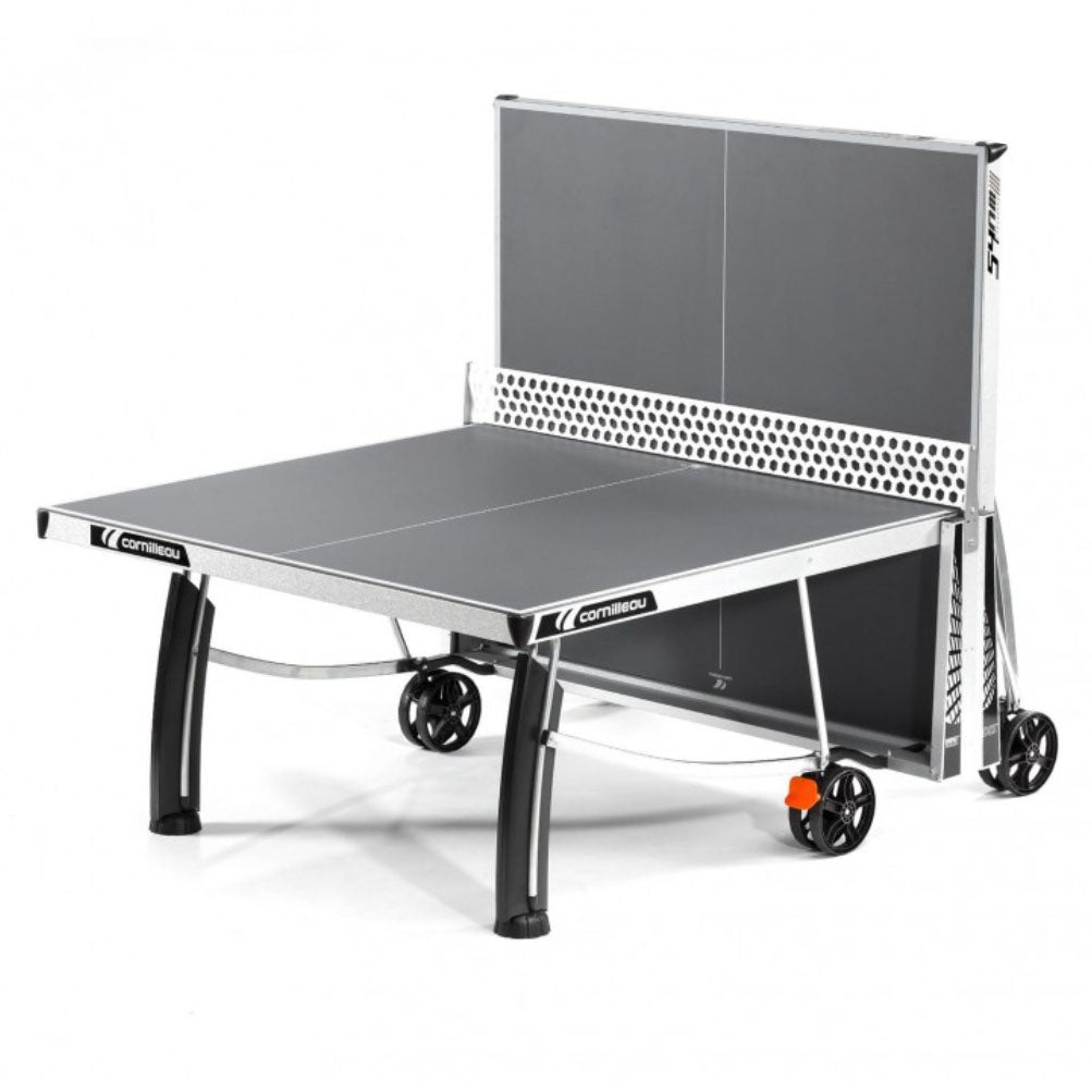 Cornilleau Pro 540M Crossover Outdoor Table Tennis Table in Grey