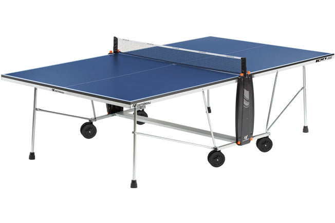Cornilleau Sport 100 Rollaway Indoor Table Tennis Table