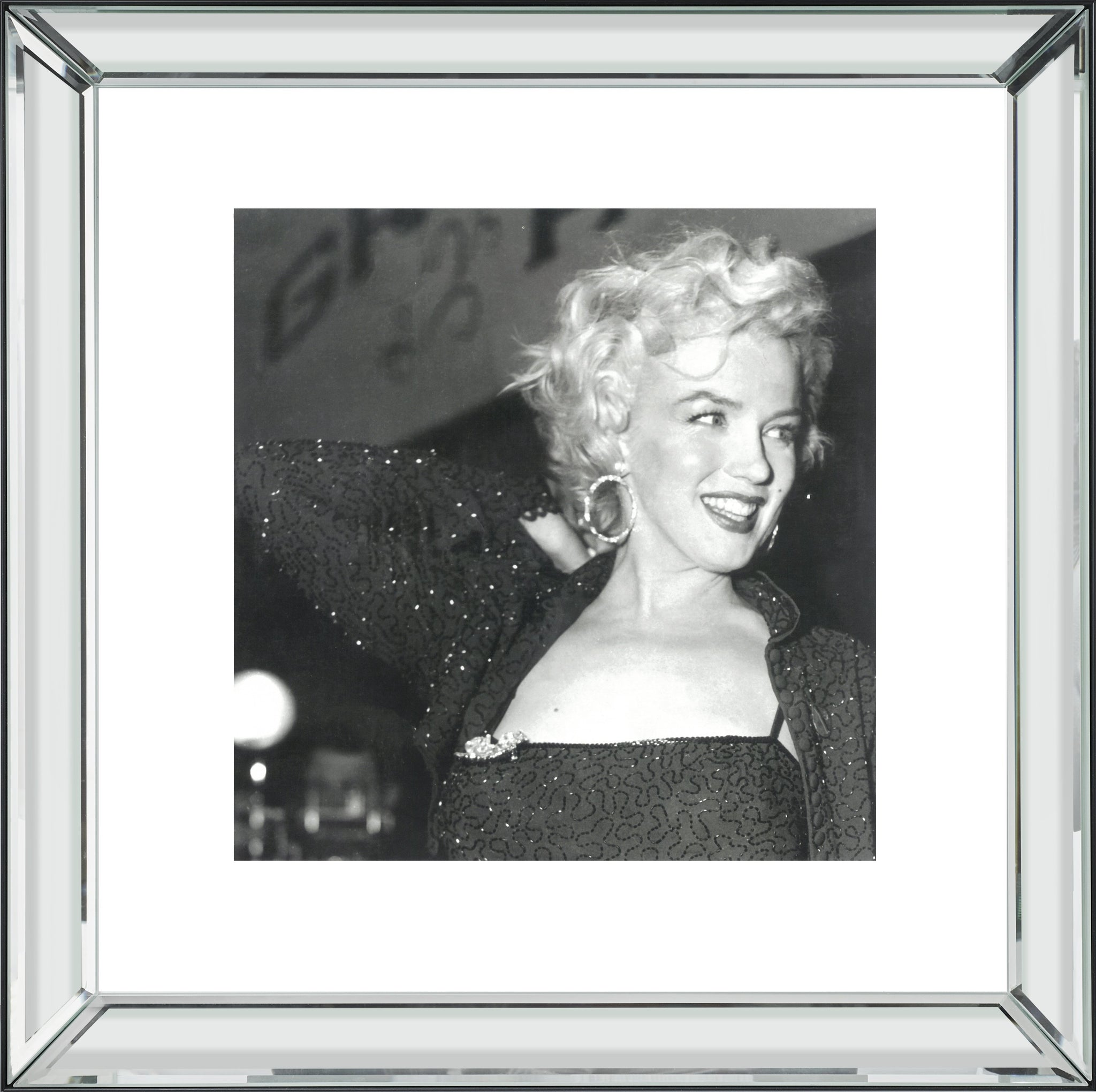 Marilyn Monroe Mirror Frame Picture