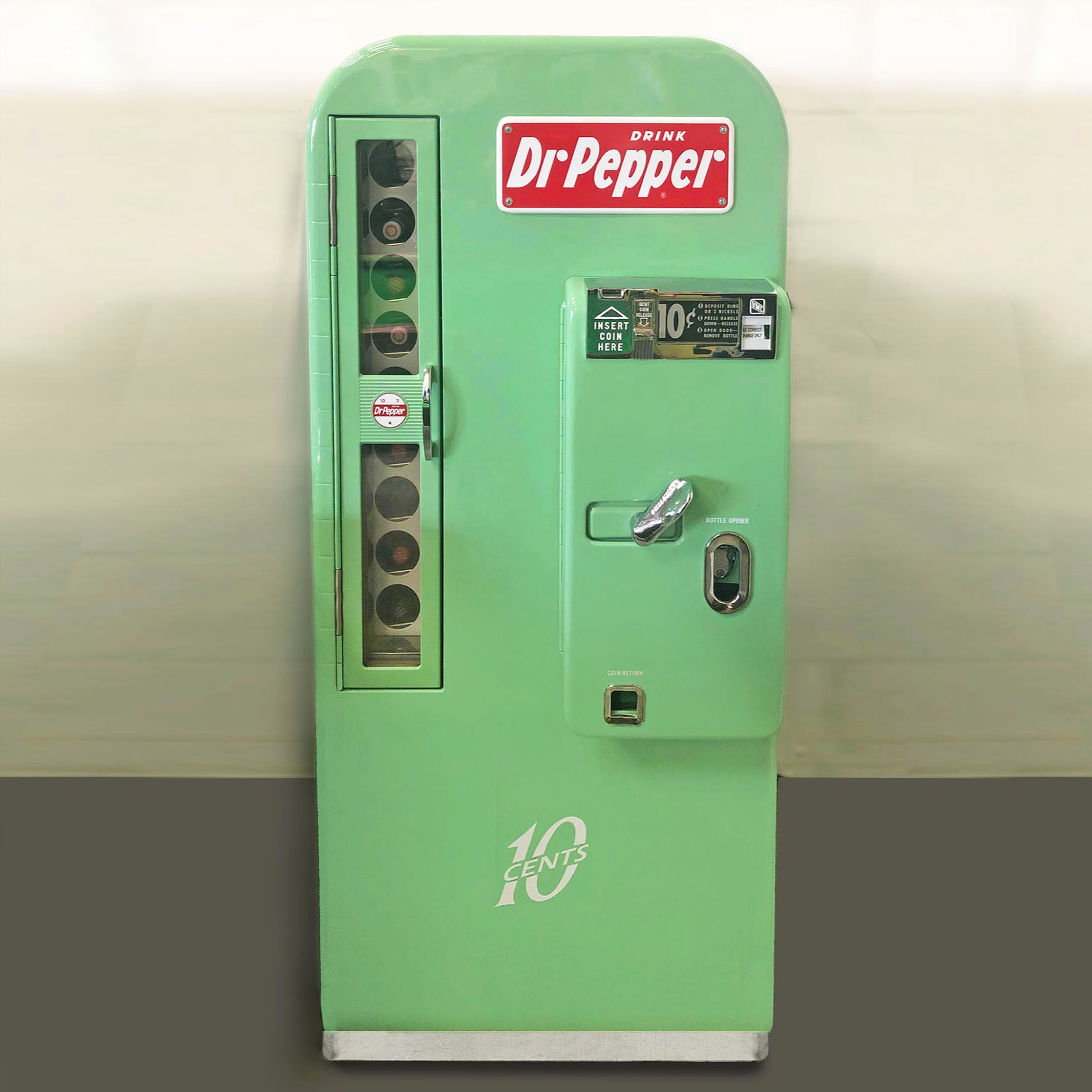 Vendo 81-D Dr Pepper Machine
