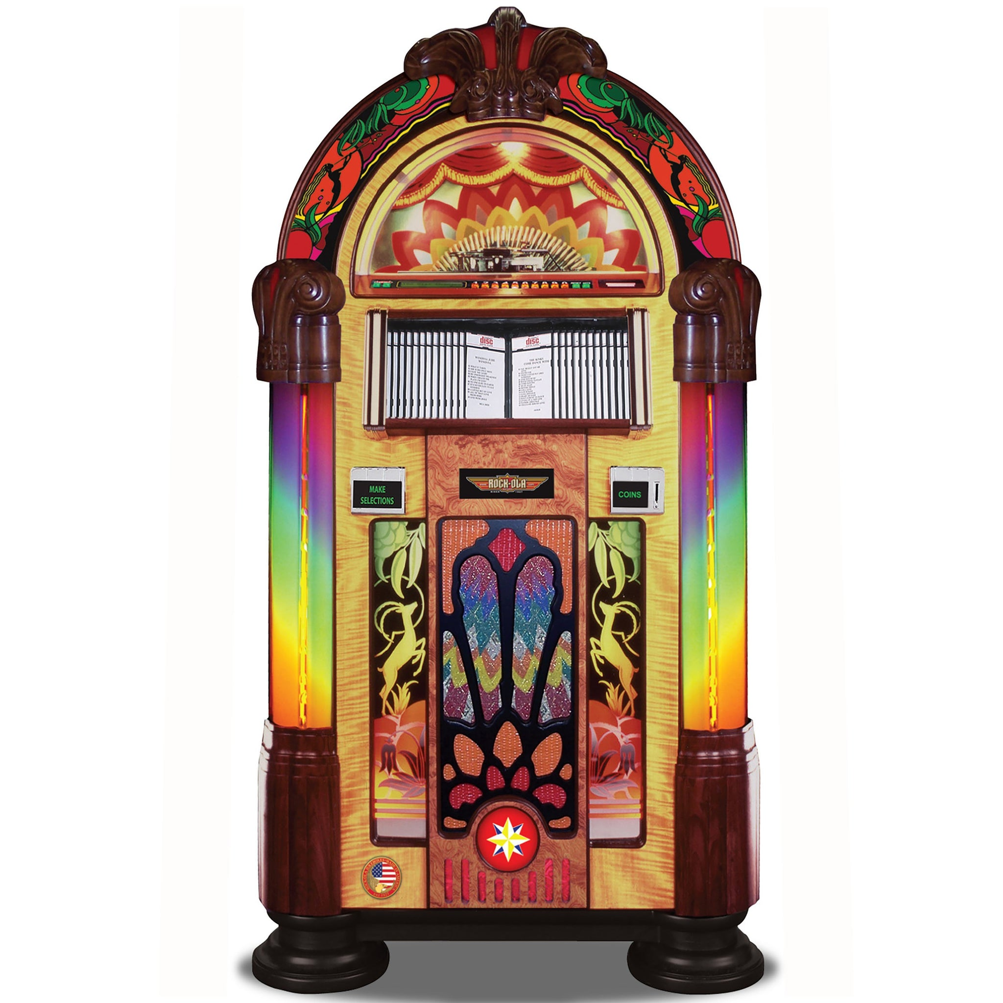 Rock-Ola Gazelle CD Jukebox