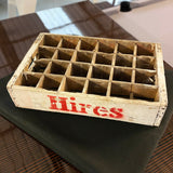 Hires drink crate