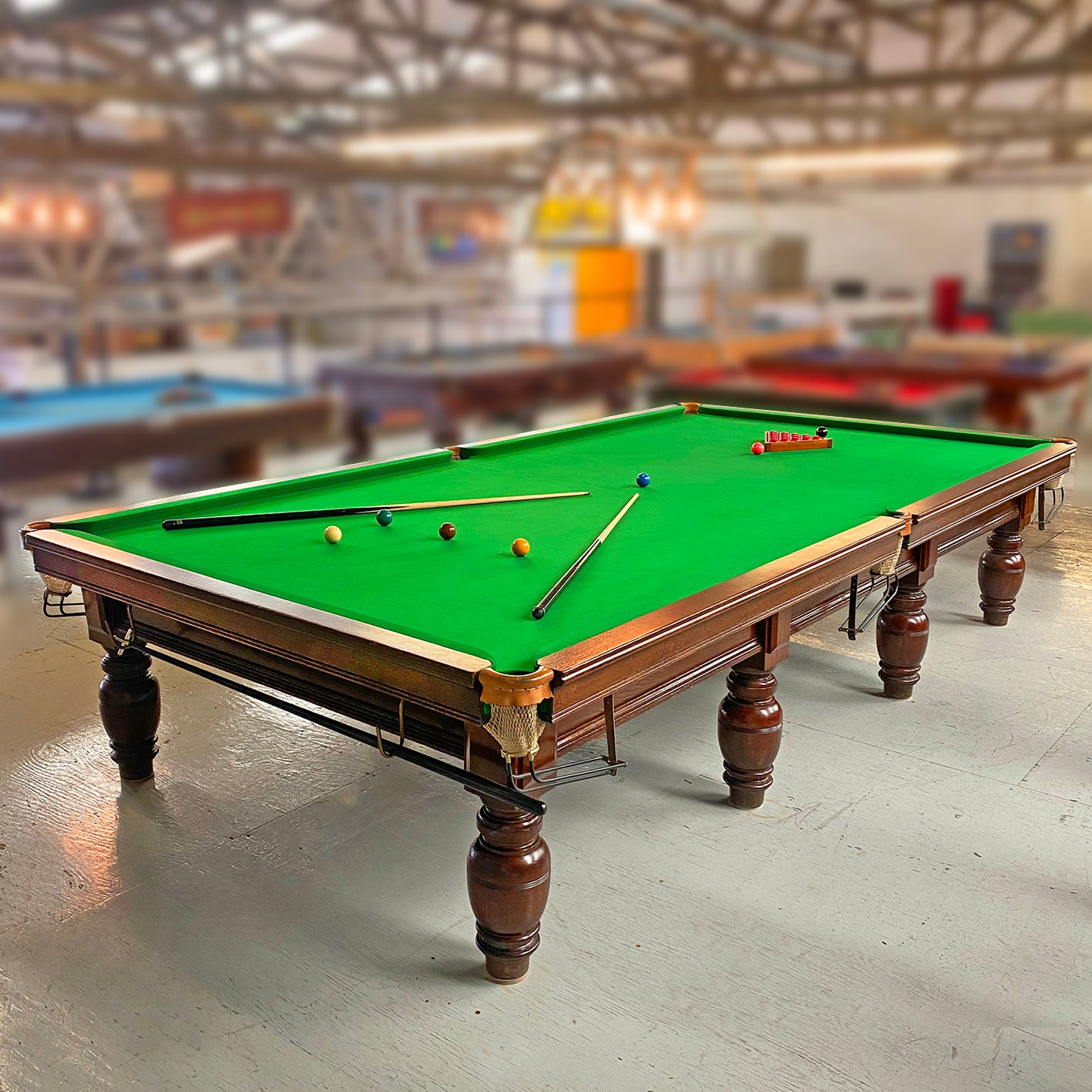 Snooker Table by Thurston 12ft