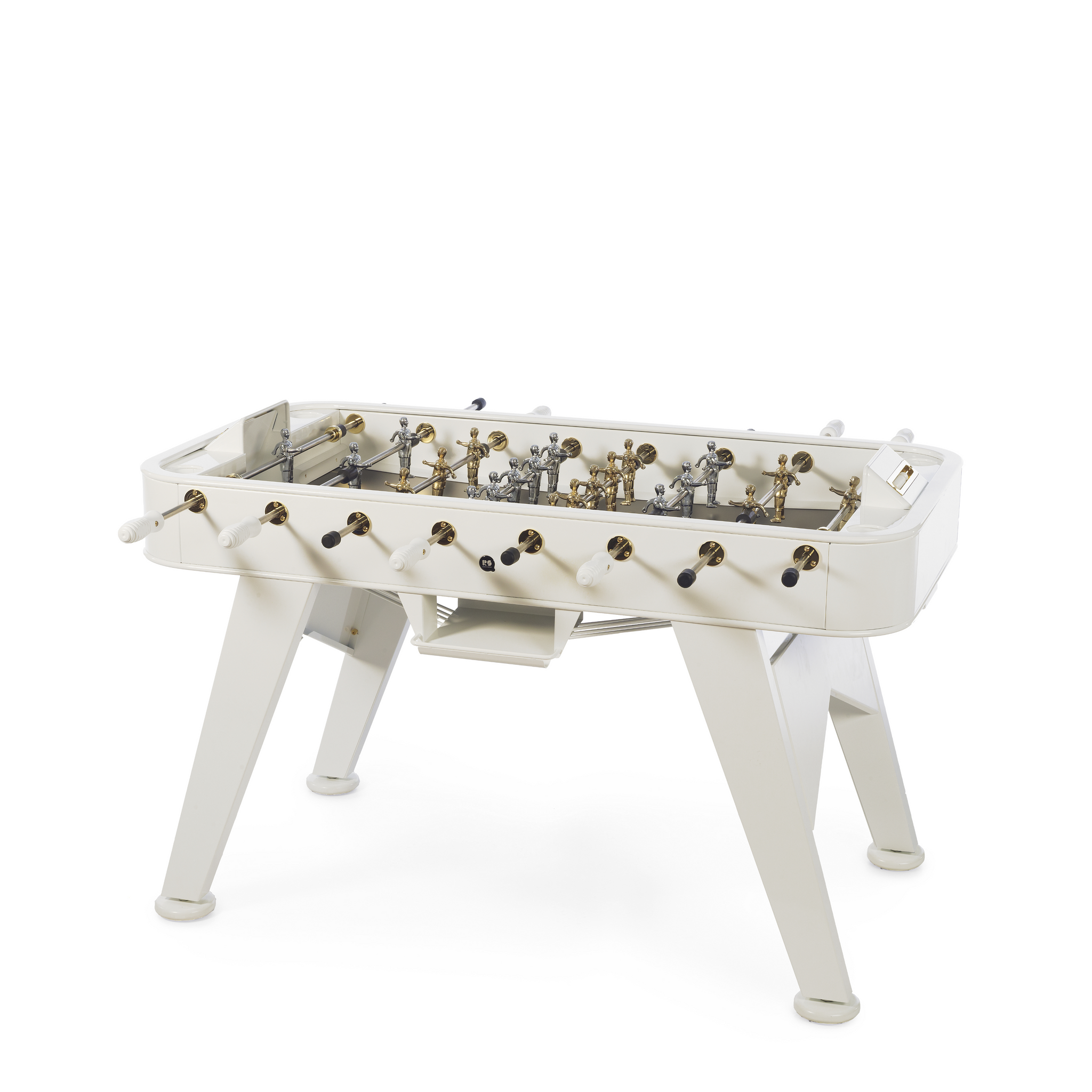 RS2 Gold Edition Foosball Table in White