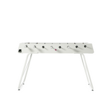 RS3 Foosball Table in White