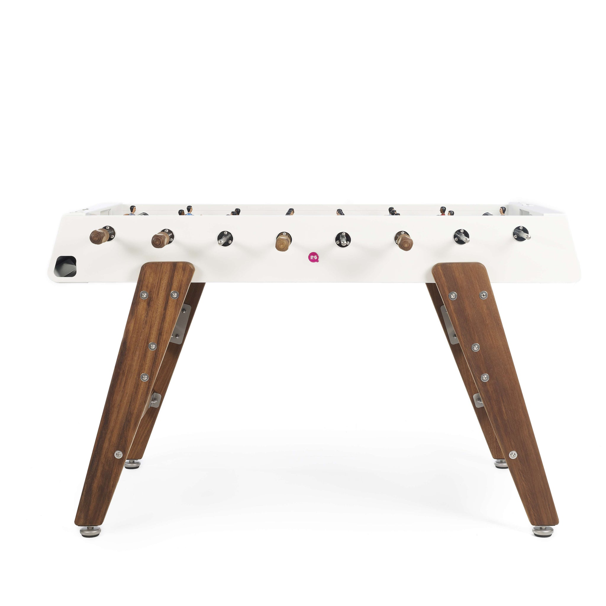 RS3 Wood Foosball Table in White