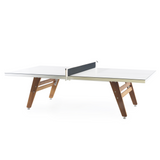 Ping Pong Stationary in White