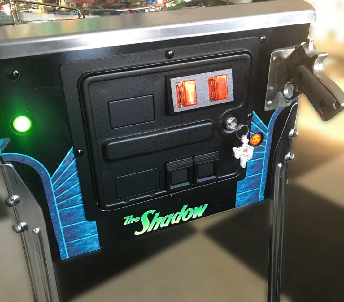 1994 Shadow Pinball Machine by Bally