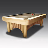 Apollo American Pool Table 8ft