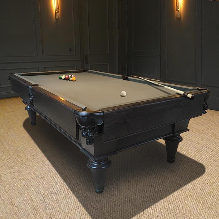The Atheneum Bespoke Pool & Tennis Table by Waldersmith