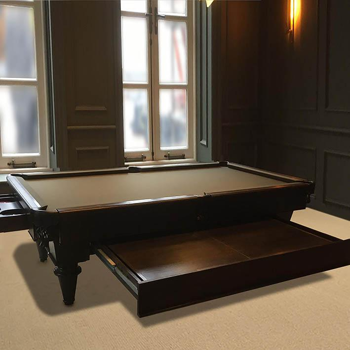 The Atheneum Bespoke Pool & Table Tennis