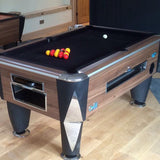 Sam Leisure Atlantic Champion English Pool Table Country Oak 6ft, 7ft