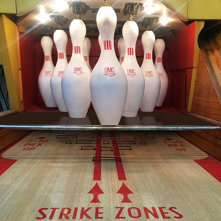 United Indoor Bowling Alley