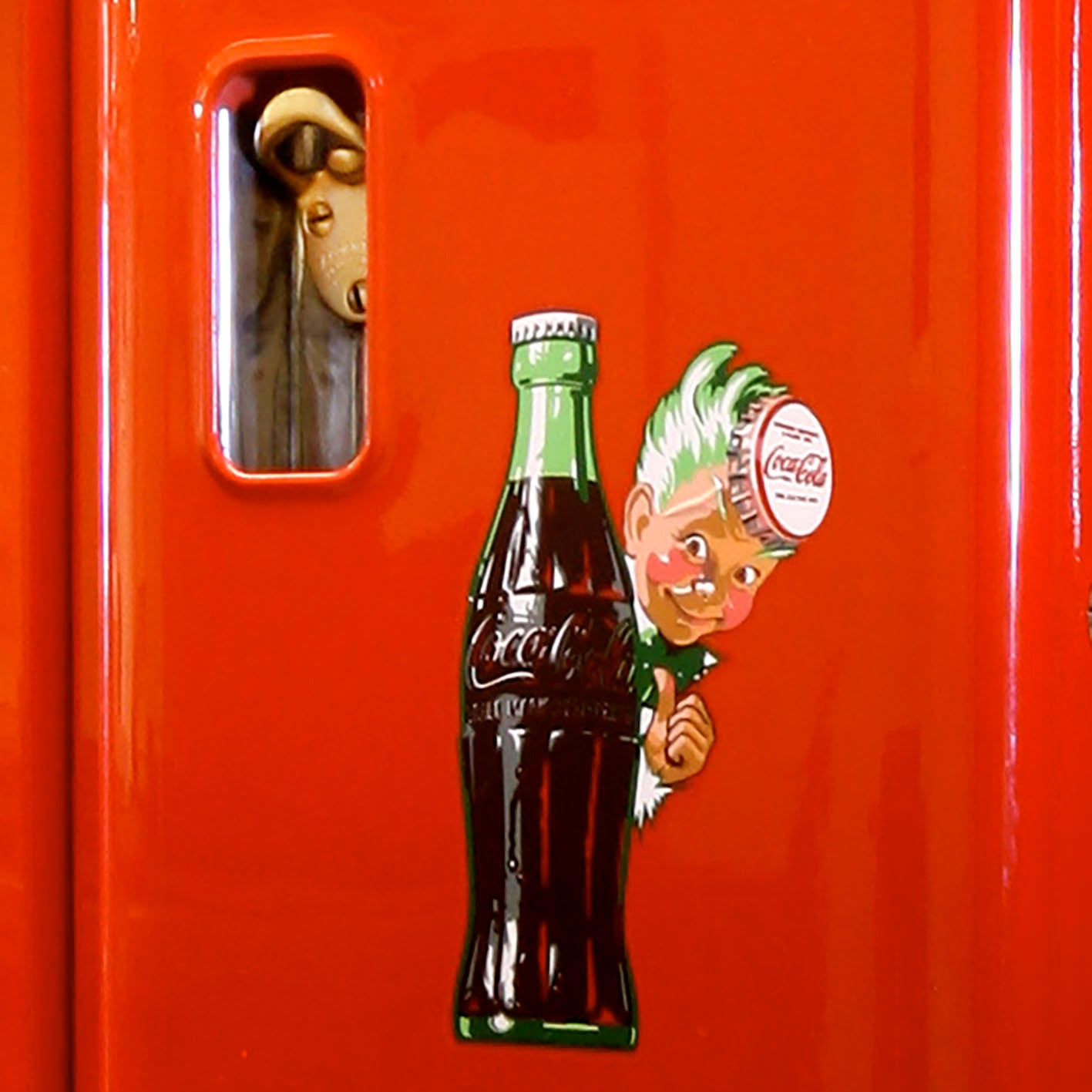 Cavalier 96 Coca-Cola Machine