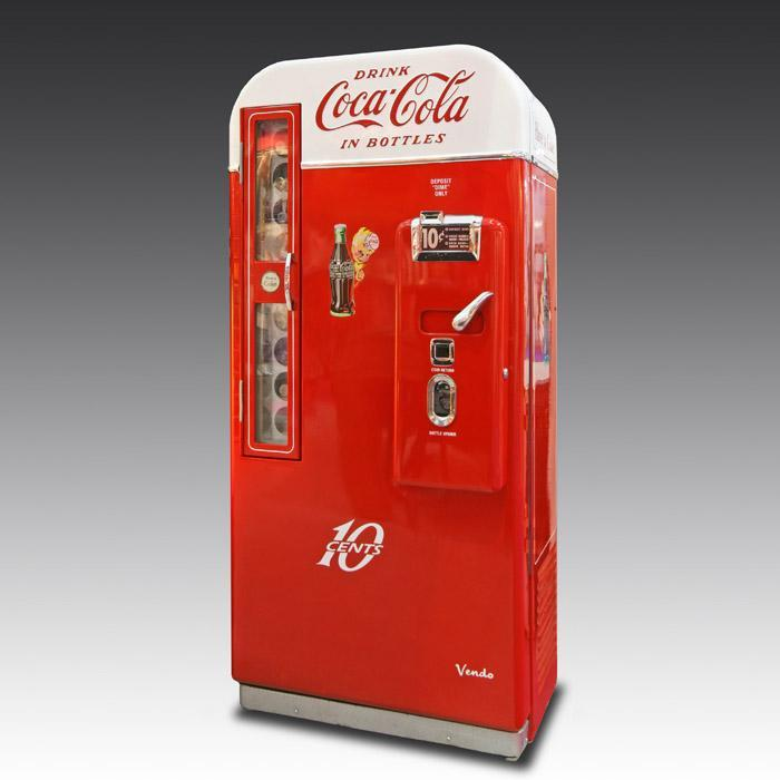Vendo H81-B Coca-Cola Machine