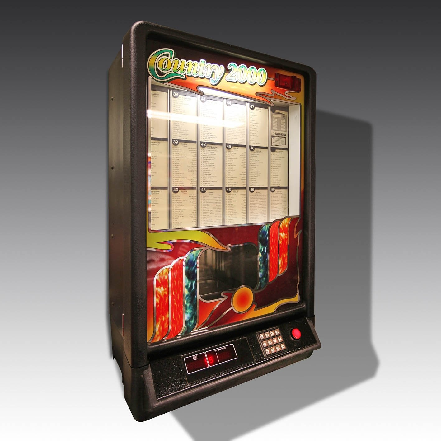 NSM Country 2000 CD Jukebox