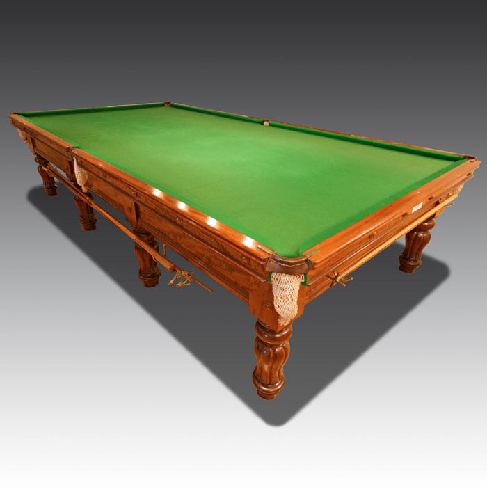 Cox and Yeman Snooker Table 12ft