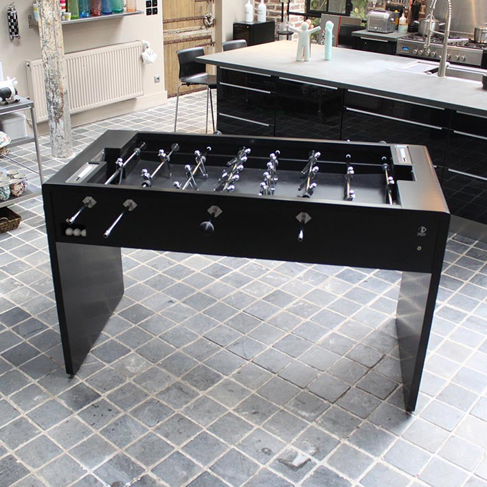 Debuchy T11 Foosball Table in black by Toulet