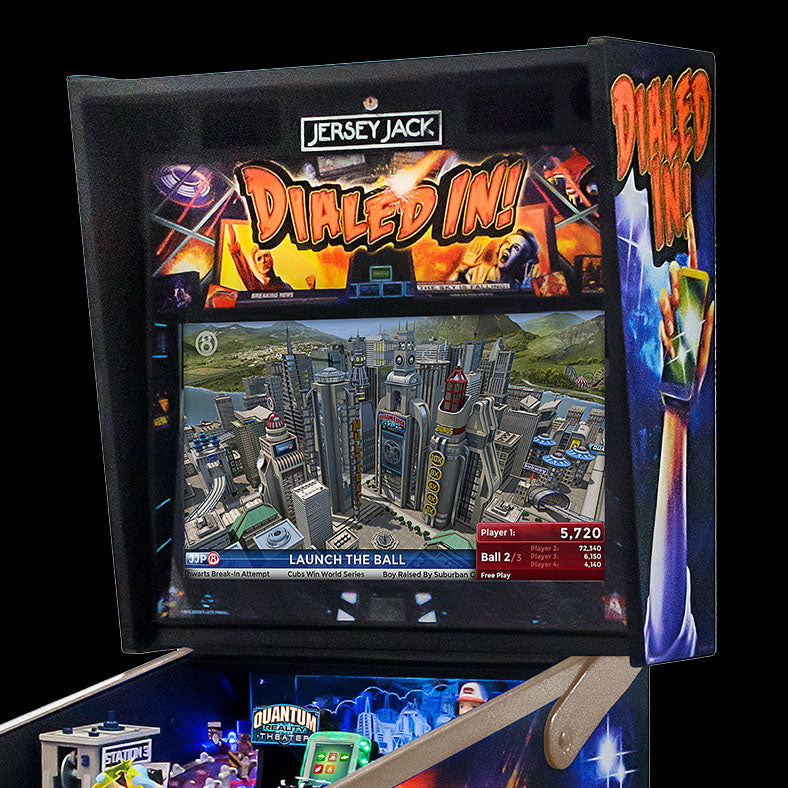 'Dialed In! Pinball Machine 'Standard Edition'