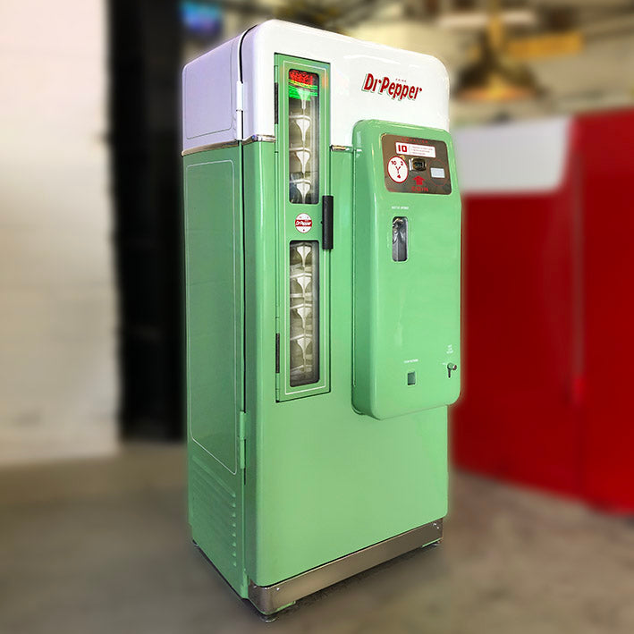 Cavalier 72 Dr Pepper Machine