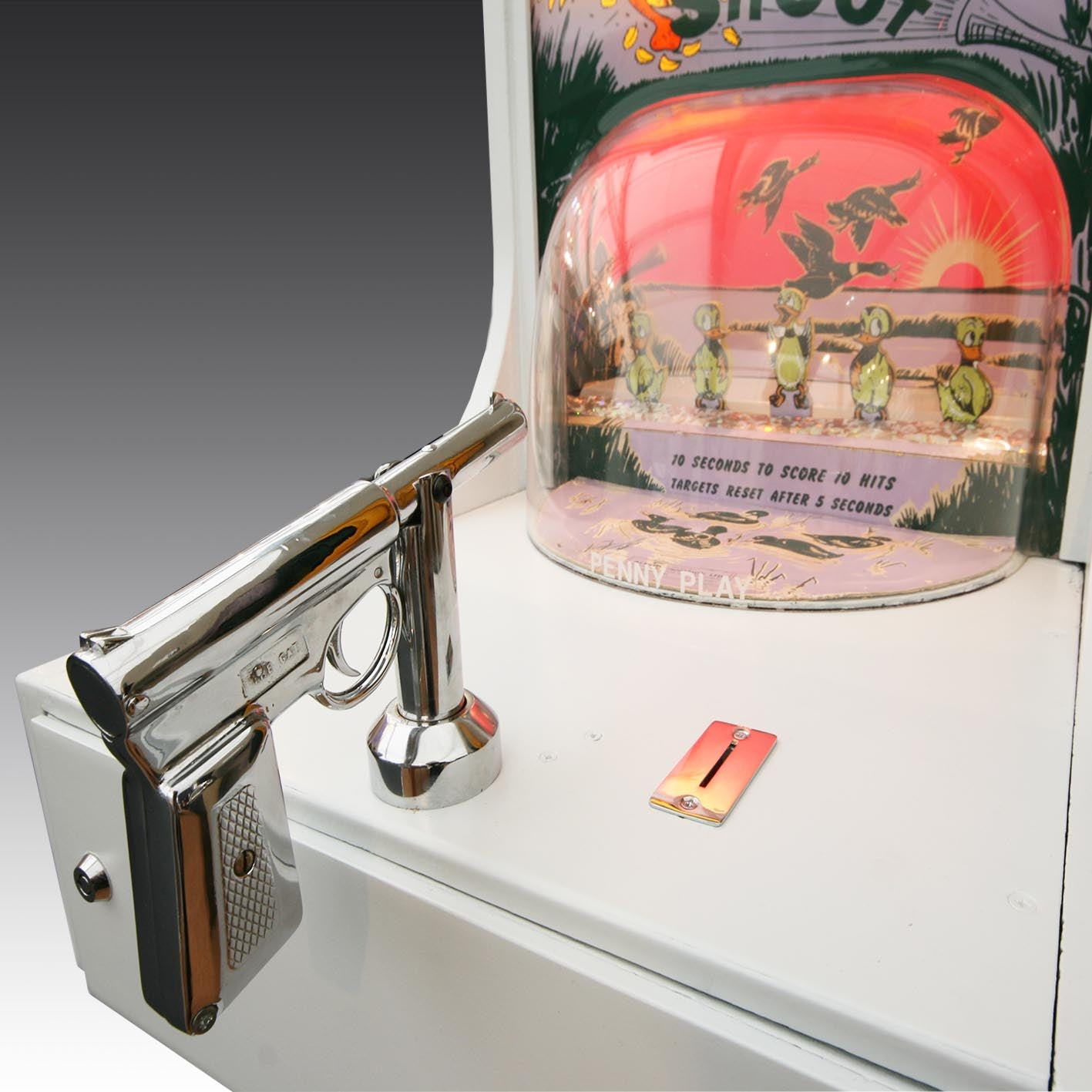 Dippy Duck Shoot Arcade Machine