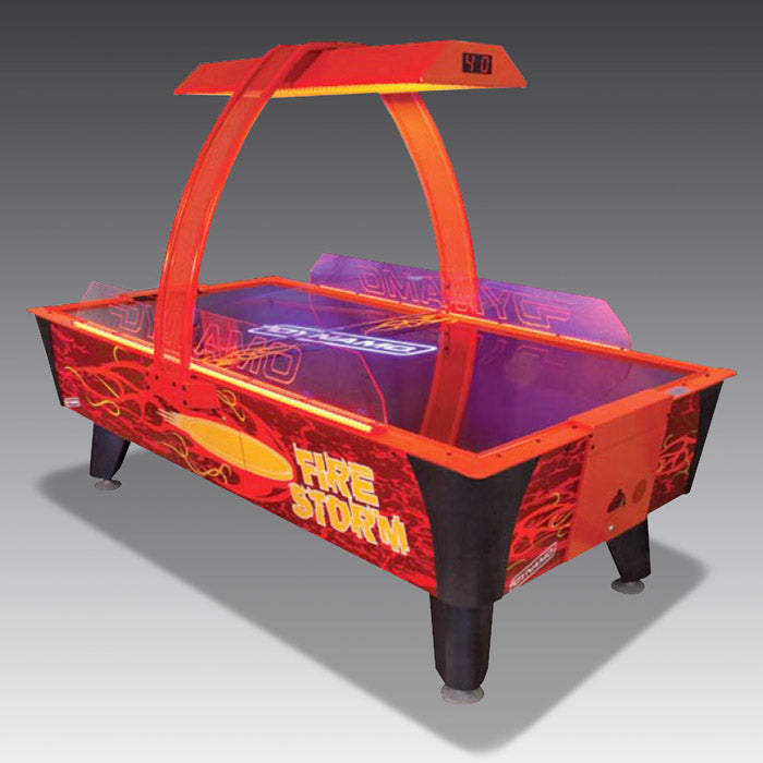 Fire Storm Air Hockey Table