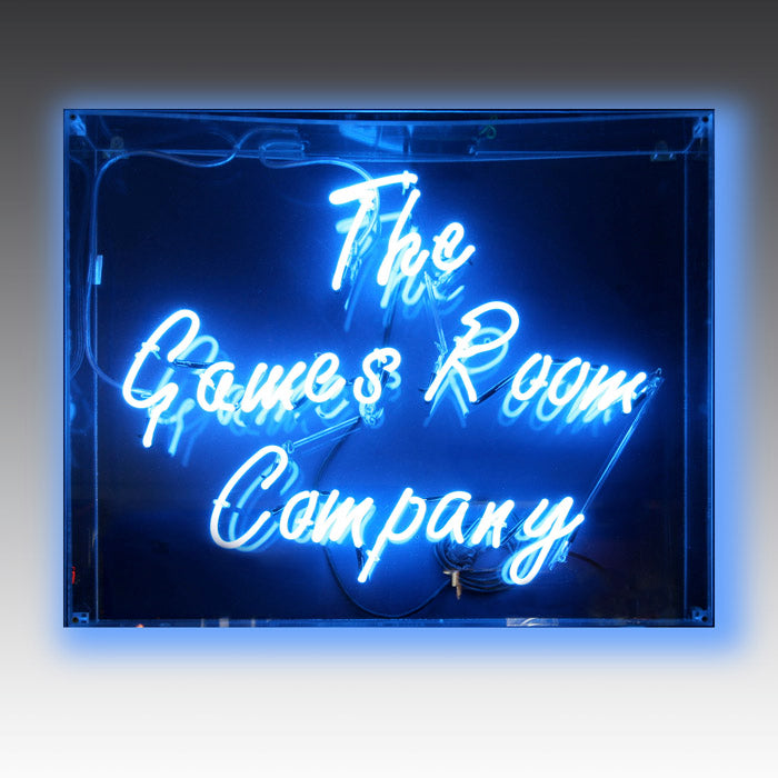 Custom Made Neon Signs