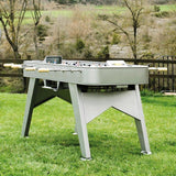 RS2 Outdoor Foosball Table in Black