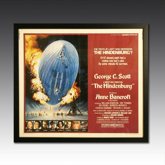 The Hindenburg Film Poster