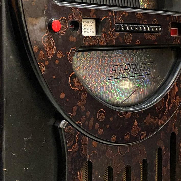 Sound Leisure Starlite CD Jukebox